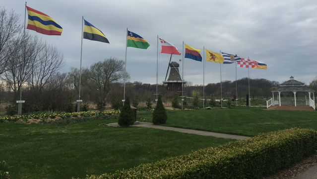 Travel: Tour only authentic Dutch windmill operating in US, walk through…