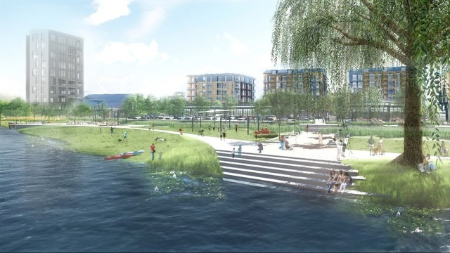 DTE to develop $75M project on Ann Arbor's riverfront