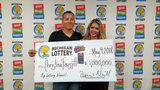 Michigan Lottery: Couple pulls all-nighter after winning $1M on scratch off game