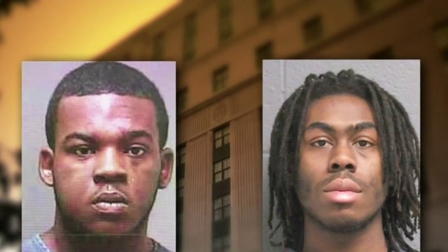 2 men accused of kidnapping several Uber, Lyft drivers at gunpoint in…