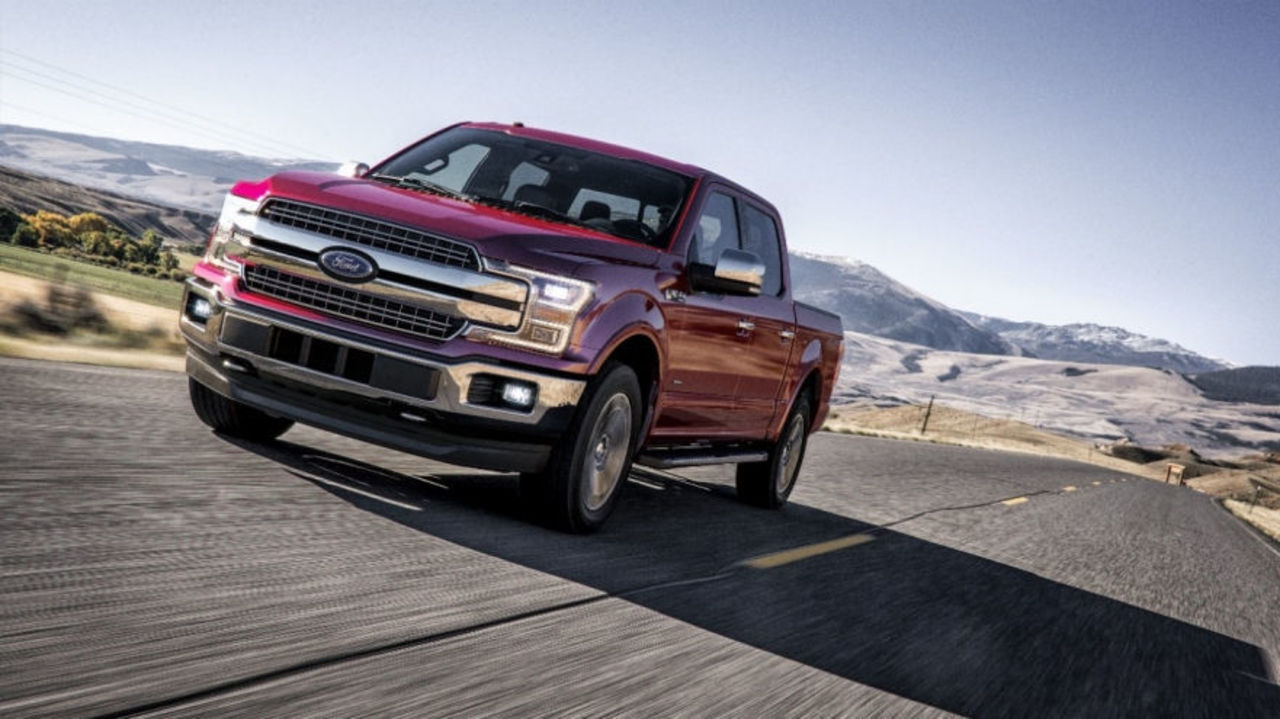 Ford Recalls 2 Million F 150 Trucks For Potential Fire Risk Wiring Harness Tape