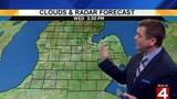 Metro Detroit weather forecast: Temps to reach 80 degrees Wednesday