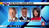 How to play the Royal Name Game