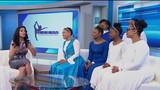 Yolanda Rountree and dancers explain El Olam's two-day dance intensive