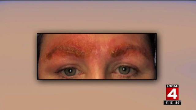 Health officials warn about risks of popular new 'microblading' beauty trend