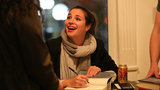 Author Victoria Aveyard drives from Milwaukee to Ann Arbor to meet fans&hellip&#x3b;
