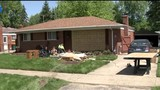 Pickup truck slams into front of home in Farmington Hills&#x3b; driver arrested