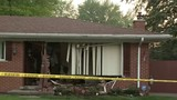 Vehicle strikes house in Farmington Hills