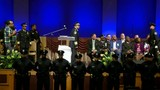 Detroit police graduation ceremony topped off with marriage proposal