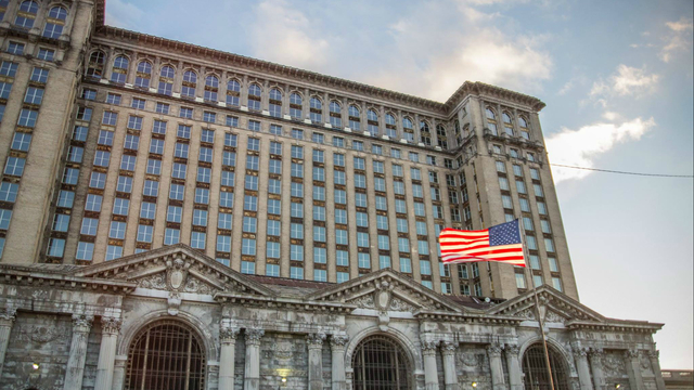 WATCH LIVE: Go inside Michigan Central Station in Detroit as Ford&hellip&#x3b;