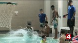 Free swim class at Detroit YMCA helps children with bleeding disorders