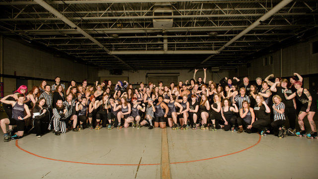 Ann Arbor Roller Derby to kick off home season with back to back games Saturday