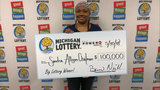 Macomb County woman 'couldn't stop screaming' after winning $100,000&hellip&#x3b;