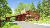 This Frank Lloyd Wright home is for sale in Ann Arbor