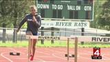 Meet Britten Bowen, Michigan's newest track star