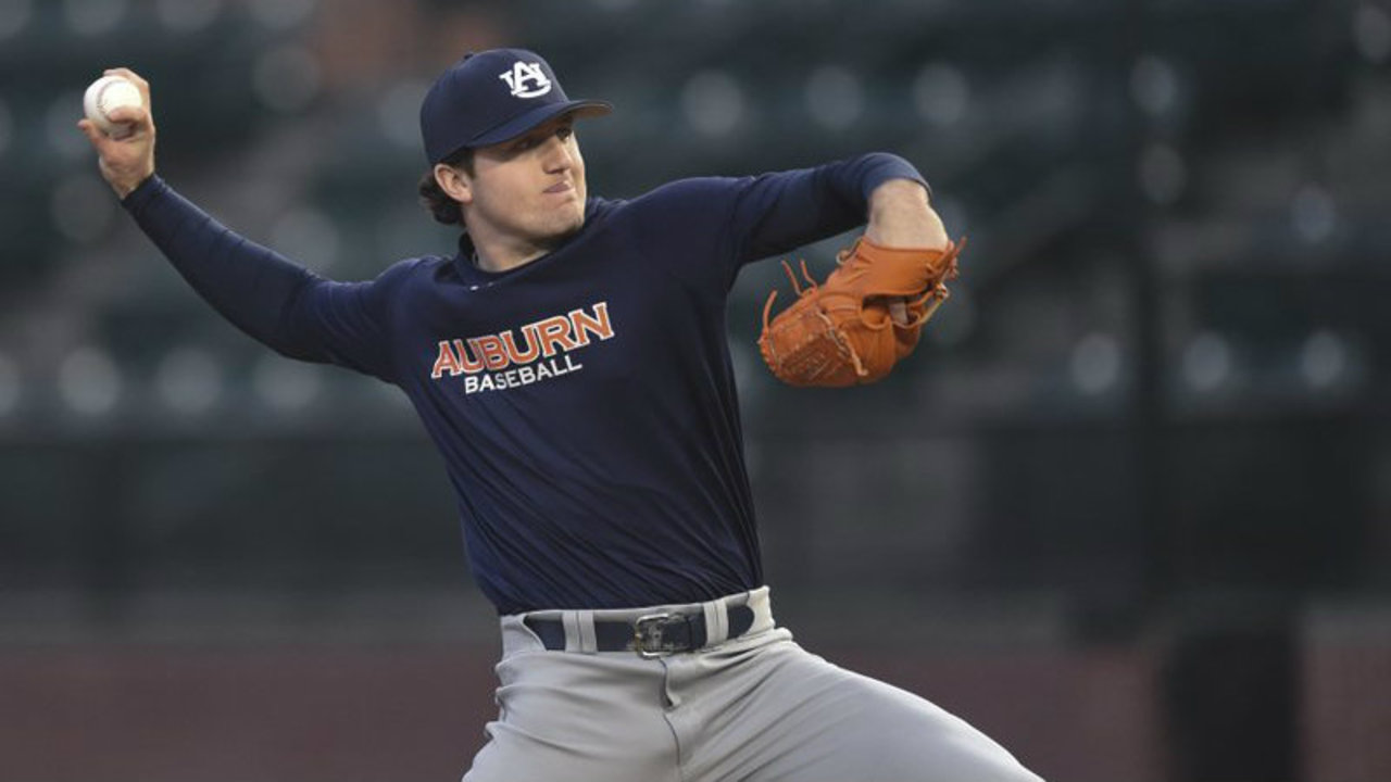 e8c94a886 Get to know Detroit Tigers No. 1 overall pick -- RHP Casey Mize