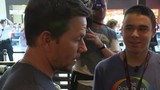 Bloomfield Hills teen battling brain cancer meets Mark Wahlberg thanks&hellip&#x3b;
