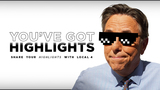 Share your highlights with Local 4's Bernie Smilovitz!