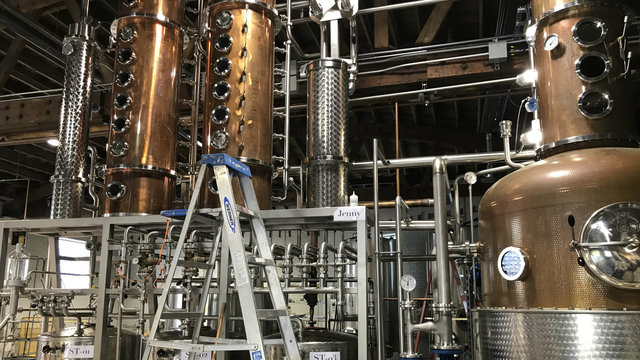 Ann Arbor Distilling Co.'s new whiskey opens possibilities in Michigan