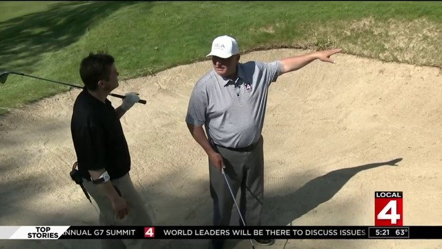On The Course with Bob Krause: Getting out of the bunker