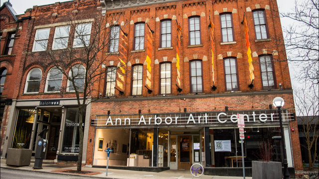 Ann Arbor Art Center to launch augmented reality exhibition Friday