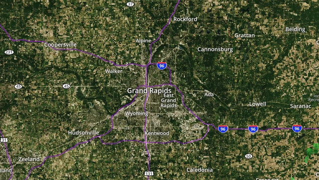 Grand Rapids Weather Radar