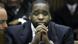 Former Detroit Mayor Kwame Kilpatrick announces divorce on social media