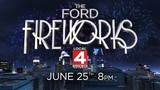Watch 'The Ford Fireworks' LIVE on Local 4 and ClickOnDetroit - June 25&hellip&#x3b;