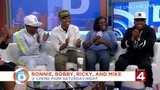Bell Biv DeVoe makes a surprise appearance on Live in the D ahead of&hellip&#x3b;