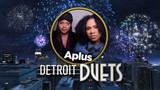 Detroit Duets 2018: Antea and Anesha also known as APLUS