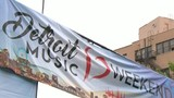 Big crowds hit downtown for Detroit Music Weekend