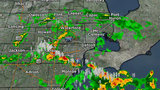 LIVE RADAR: Strong storms possible in Metro Detroit