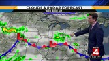 Metro Detroit weather: Several more chances of rain rest of week