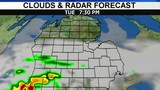 Metro Detroit weather forecast: More showers possible tonight