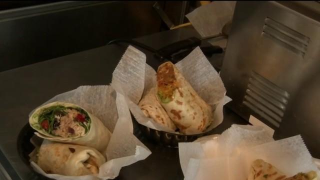 Tasty Tuesday: Cilantro Food Truck