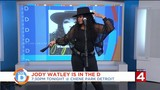 Jody Watley sings Live in D