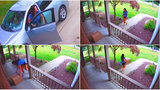 Video shows young woman stealing package off front porch of Chesterfield&hellip&#x3b;
