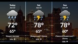 Wet weekend across Metro Detroit