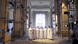 Nuns from Dominican Sisters of Mary in Ann Arbor perform at Michigan&hellip&#x3b;