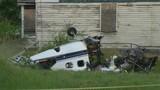 Small plane crash in Detroit: NTSB suspects landing gear problem, fuel emergency