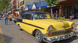 Rolling Sculpture Car Show back in downtown Ann Arbor July 13