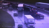 Northbound I-75 reopens at Vernor Highway in Detroit after jackknifed semi truck