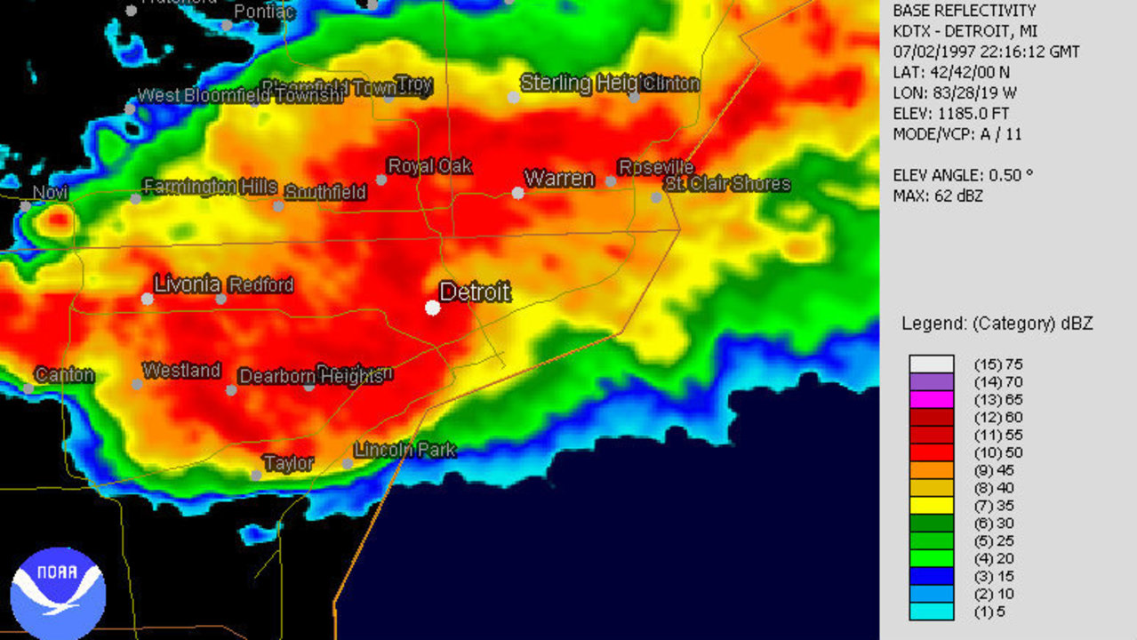 Michigan weather history: The Great Tornado Outbreak of July