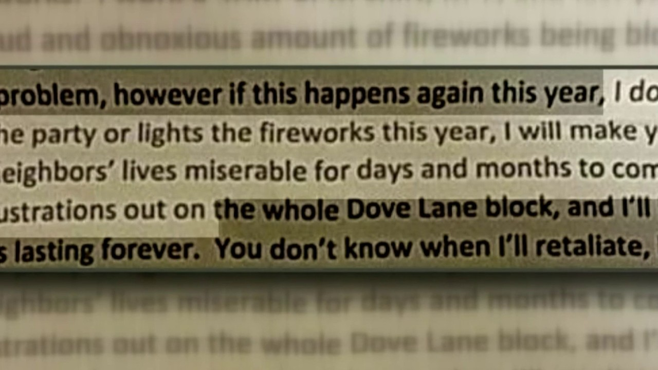 798ca4c4 Neighbor writes anti-fireworks letter to Macomb County...