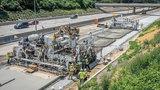 MDOT releases I-696 construction progress report&#x3b; project at 25 percent&hellip&#x3b;