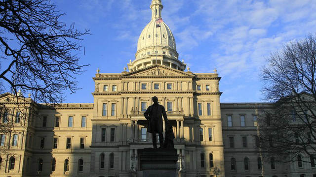 Michigan Republicans propose undoing some Whitmer budget vetoes