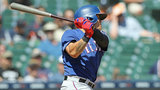 Choo extends streak as Rangers blank Tigers 3-0