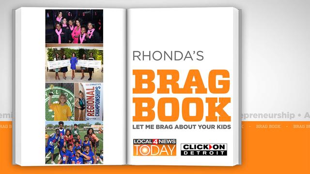 Rhonda's Brag Book: Nominate 'Young Leader of the Week'