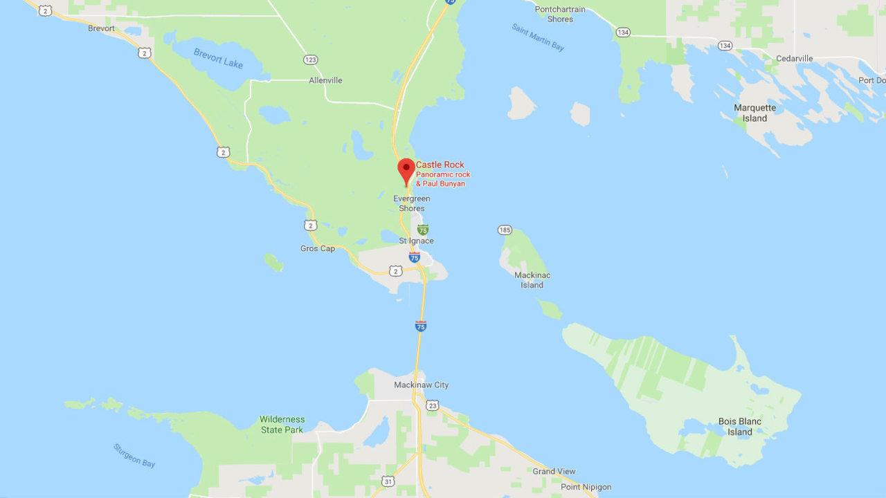 1997 plane crash wreckage found in Michigan's Upper Peninsula