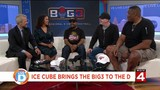 Ice Cube brings the BIG3 to the D